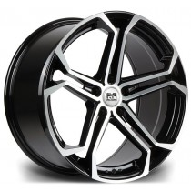 Riviera Atlas 20x10 Black Polished