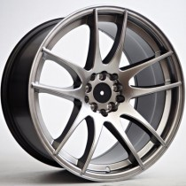 4Racing RK02 17x8 5x114,3 ET35 73,1 hyper black