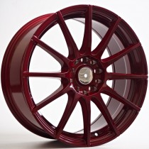 4Racing RKW67 18x8 5x114,3/120 ET40 74,1 red