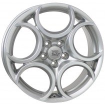 WSP Italy Romeo 18x7,5 5x110 ET41 65,1 silver