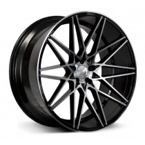 1AV ZX4 22x10,5 Black Polished