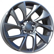 Carbonado Salzburg 19x8,5 5x120 ET37 72,6 anthracite polished