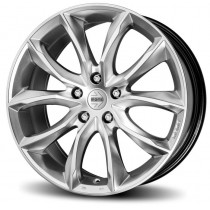 Momo ScreamJet 17x8 Silver