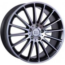 WSP Italy Shanghai 19x8 black polished