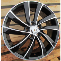 R Line SK523 black polished 16x6,5 5x112 ET42 57,1