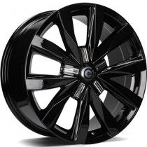 Carbonado Slide 18x8 5x112 ET45 57.1 black glossy