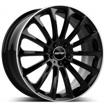 GMP Stellar Black Diamond Lip 18x9.0 5x112