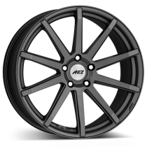Aez Straight dark 18x8
