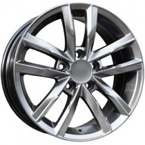 Carbonado Stuttgart 18x8 5x112 ET45 57,1  diamond hyper black