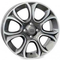 WSP Italy Evo 16x6 4x100 ET45 56,6 anthracite polished
