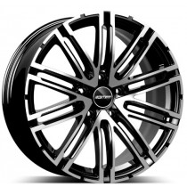 GMP Targa Black Diamond 20x10