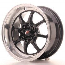 Japan Racing TF2 15x7,5 gloss black