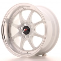 Japan Racing TF2 15x7,5 white