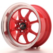 Japan Racing TF2 15x7,5 red