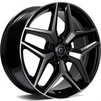 Carbonado Thunder 17x7,5 5x100 ET45 57,1 black polished