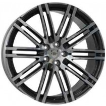 WSP Italy Tokyo 21x10 anthracite polished