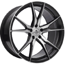 Forzza Ultra 19x8,5 5x112 ET45 YA5619 66,45 grey polished TS