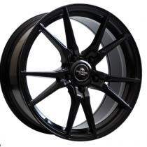 "Forzza Ultra 18"" satin black"