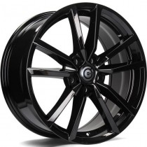 Carbonado Voltage 17x7.5 5x112 ET45 57,1 black glossy