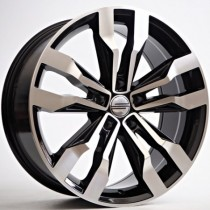 4Racing VW31 black polished 18x8 5/112 ET33 57,1 BK5333