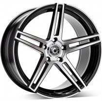 Wrath Wheels WF1 18x9 glossy black polished