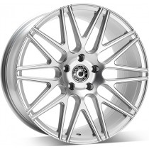 Wrath Wheels WF3 19x9,5 bright silver