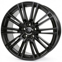 WheelWorld WH18 17x7,75 black glossy