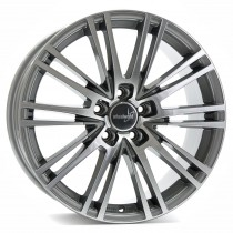 WheelWorld WH18 18x8 gunmetal