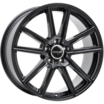 WheelWorld WH30 18x8 Dark Gun Metal