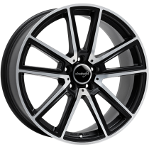 WheelWorld WH30 19x8,5 Dark Gun Metal Polished