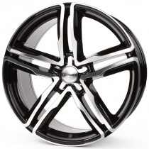 WheelWorld WH11 20x9 black polished
