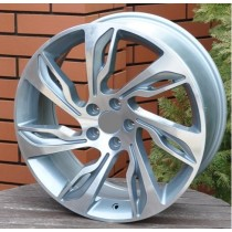R Line VOXFA27 anthracite polished 20x8 5x108 ET45 67,1