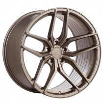 "Z-Performance ZP2.1 20"" 5x120 matt carbon bronze"