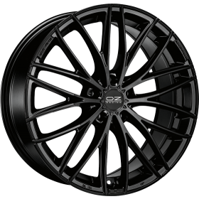 OZ Italia 150 17x8 Matt Black