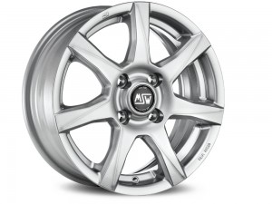 MSW 77 18x8 full silver