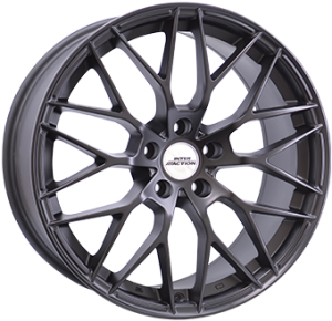 Inter Action saphire 18x8,5 matt black