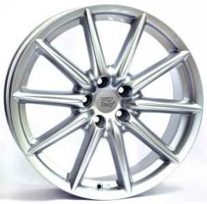 WSP Italy Arles 18x8 5x110 ET41 65,1 silver