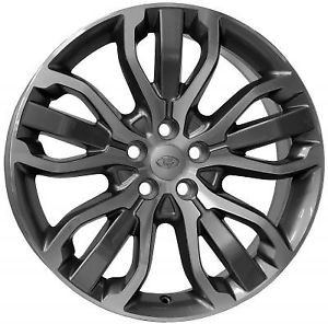 WSP Italy Bray 20x8 5x108 ET45 63,4 anthracite polished