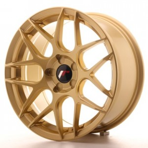 Japan Racing JR18 17x8 Blank Gold
