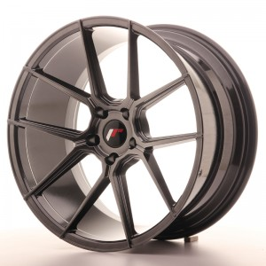 Japan Racing JR30 20x10 blank hyper black