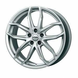 Rial Lucca 19x8 silver