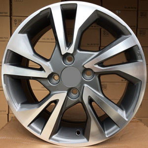 R Line TL0397 anthracite polished 15x5,5 4x100 ET45 56,1