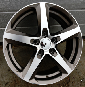 R Line OPZE217 grey polished 16x6,5