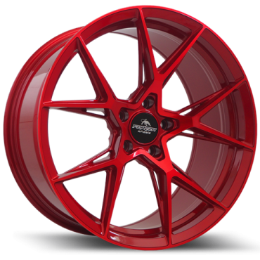 """Forzza Oregon 19"""" Candy Red"""