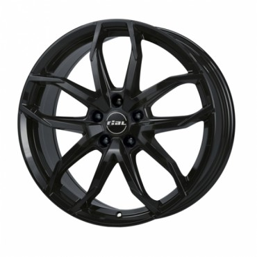 Rial Lucca 16x6,5 black