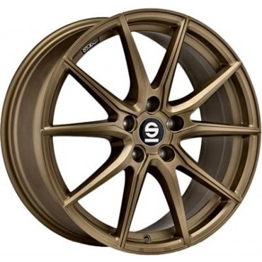 Sparco DRS 17x8 rally bronze