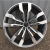 R Line BK5333 grey polished 20x8,5 5x112 ET33 57,1