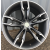 """R Line BBY1257 19"""" 5x112 anthracite polished"""