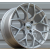 R Line BY1449 silver polished 17x7.5 4x100 ET25 60.1