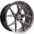 Forzza Oregon 19x8,5 5x112 ET30 66,45 Gun Metal Reflex finish